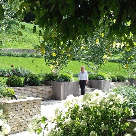 Sparrow's Nashend garden design #3 web